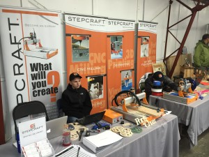 Stepcraft at the Harwinton Fair in Connecticut