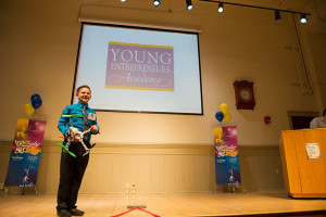 My Son, Daniel, Won the CT Young Entrepreneurs Academy with his 3D Printed Quadcopter called Foldable Drones