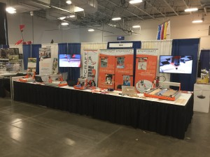 Stepcraft Booth at WRAM 2016